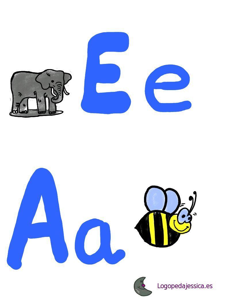 Ejercicios para fomentar el conocimiento alfabético