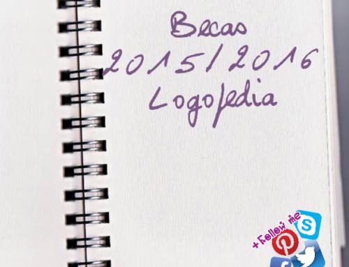 Becas de logopedia 2015 – 2016